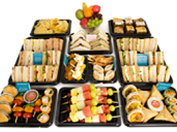 Meeting Room Hire Buffet Lunch